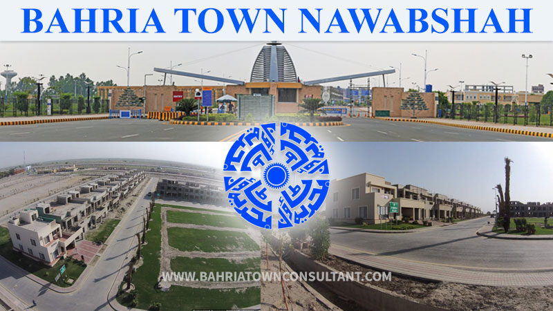 Bahria Town Nawabshah Booking Payment Plan Location Map