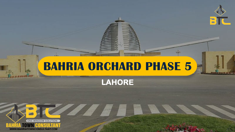 Bahria Orchard Phase 5 Lahore