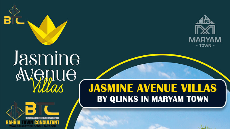 Jasmine Avenue Villas by qLinks in Maryam Town