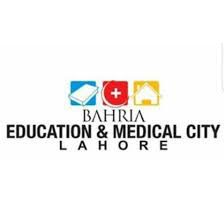 Bahria Education & Medical City Map